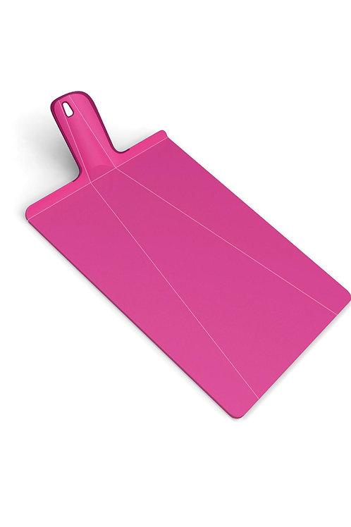 Joseph Joseph Tabla para cortar plegable color Pink