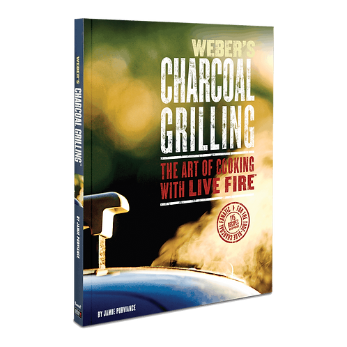 Weber Libro Charcoal Grilling