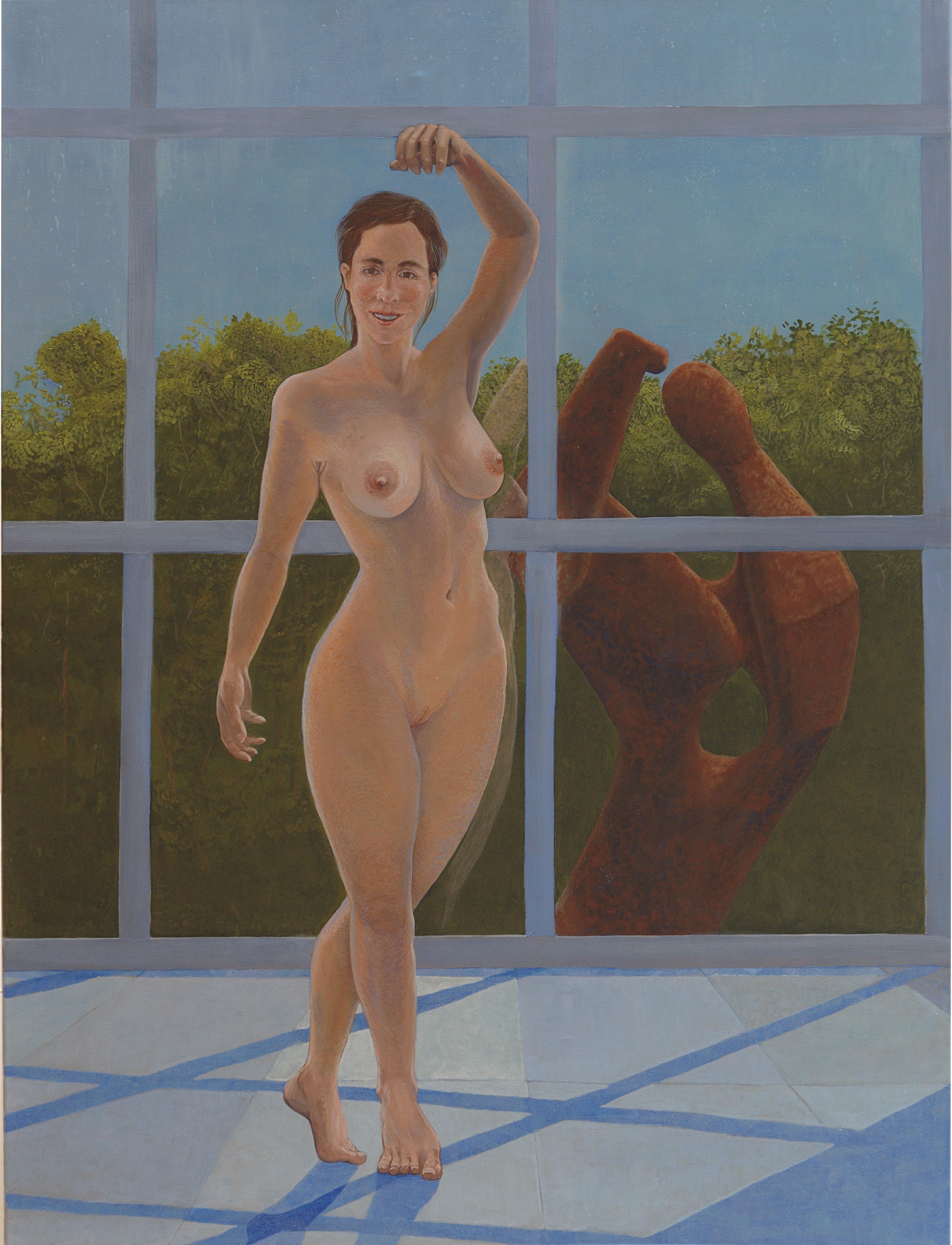 Modern dance art. Modern Art dance