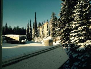 Snow at Silver Star