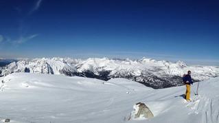 Early Season Ski Touring