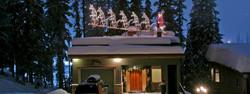 Christmas ~ 6 White Boomers...