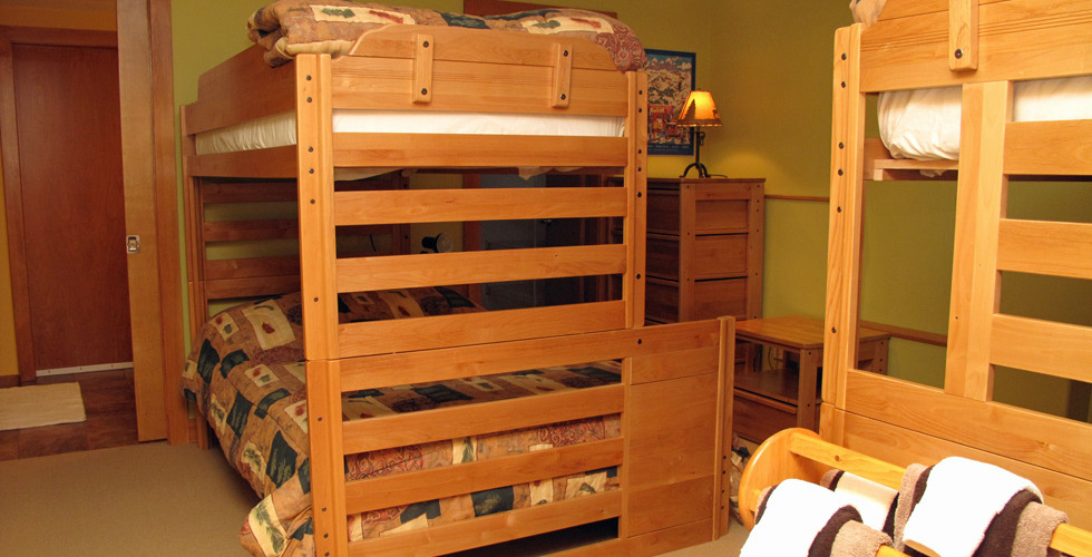 Bunk room with Ensuite