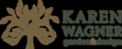 Karen Wagner Garden & Design logo