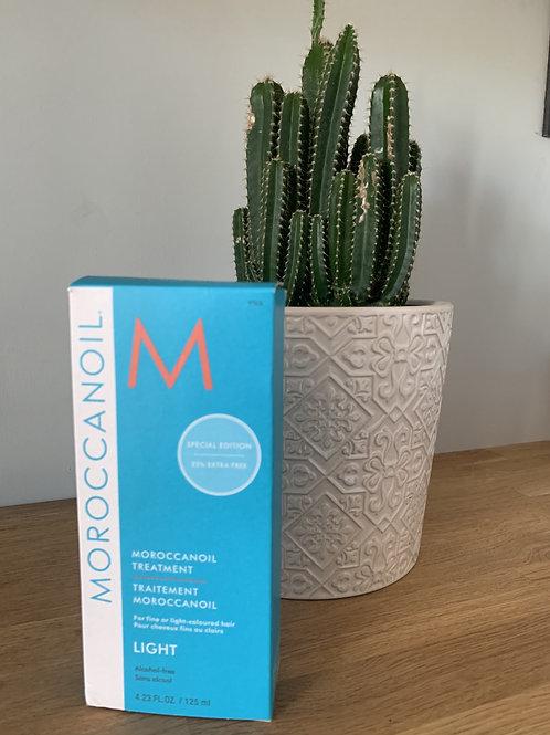 Moroccanoil treatment original light