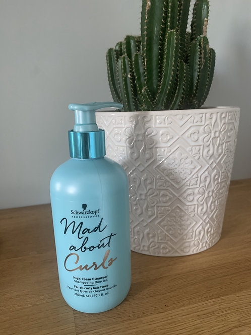Mad About Curls - High Foam Cleanser
