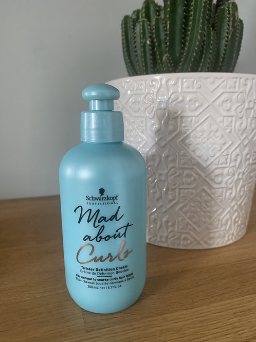 Mad About Curls - Twister Definition Cream