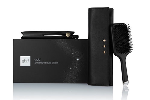 Wish upon a star Christmas gift set gold styler