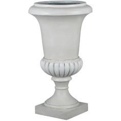 Urn Outdoor White
