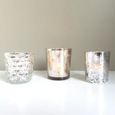 Votives - Silver Collection