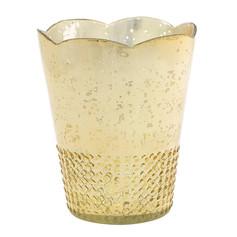 Array Vase - Large Gold