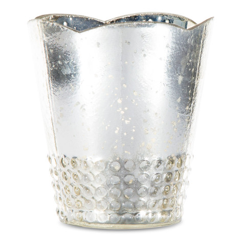 Array Vase - Small Silver