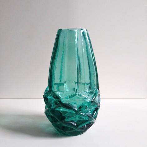 Bud Vase  - Jewel Teal