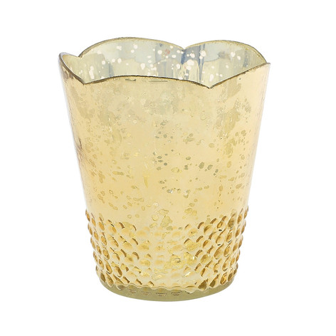 Array Vase - Small Gold