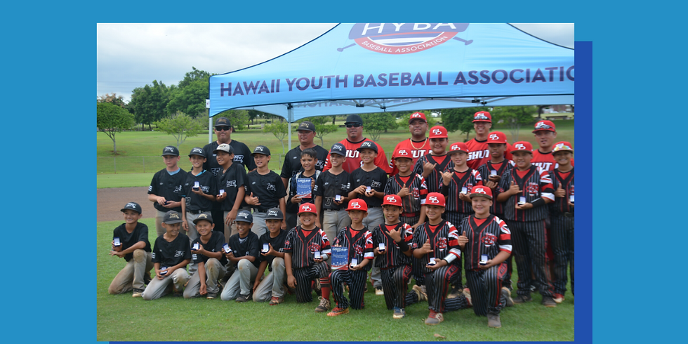 HYBA USSSA Baseball is Back Tournament (10U, 11U, 12U)