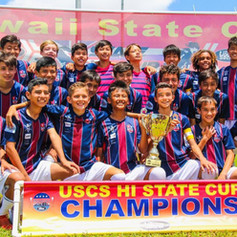 B'05 State Cup Champions