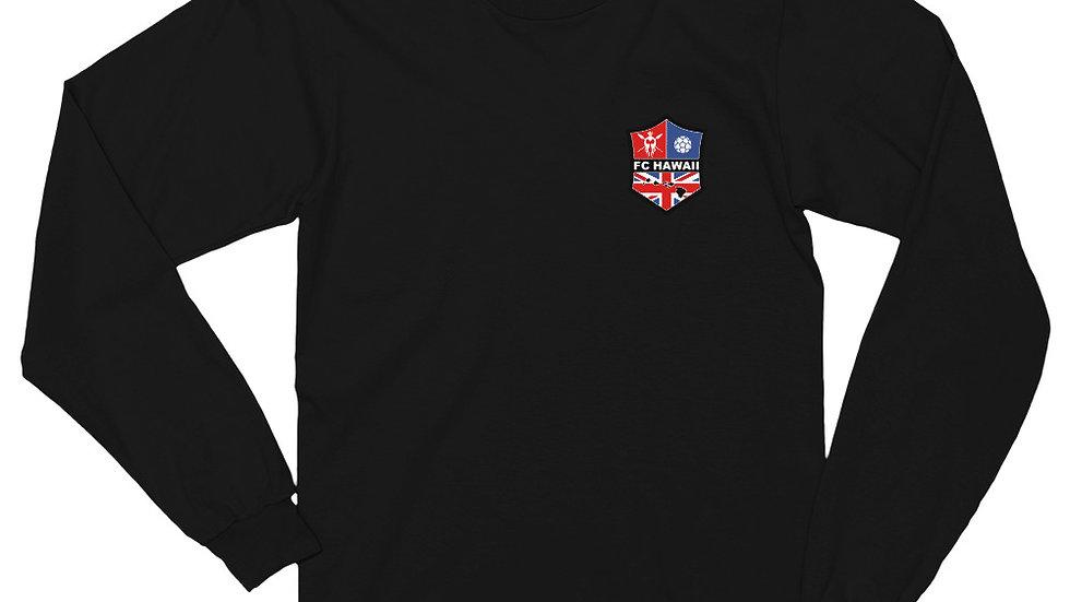 FCH Badge Long Sleeve, Adult