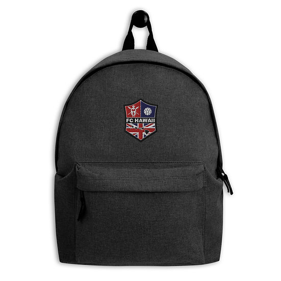 Embroidered FCH Hawaii Backpack