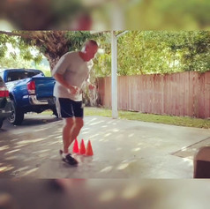 Coach Dave Covid 19 Home workout