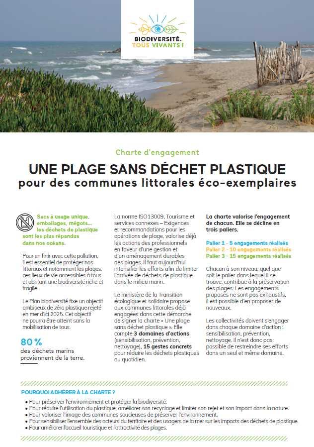 Lutter contre les déchets plastiques