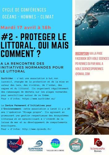 Conférence à Caen le 17 avril!