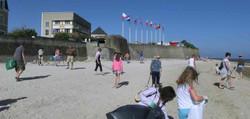 Chantier citoyen à St-Aubin/mer