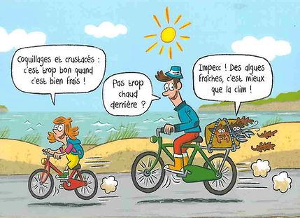 Cartes postales PAPL Conservation produi