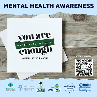 Your Are Enough Campaign - Communication