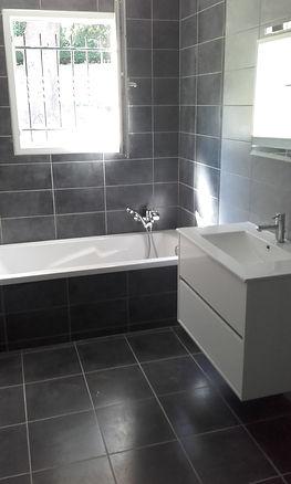 salle de bain rénovation lyon