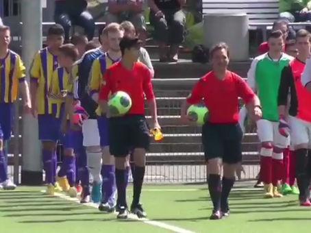 WestRückblick - WestU19 schlägt Vfl Leverkusen im Qualifikationsspiel um die Mittelrheinliga