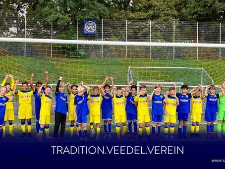 WestRückblick - WestU11 im Freundschaftsspiel gegen die Stuttgarter Kickers