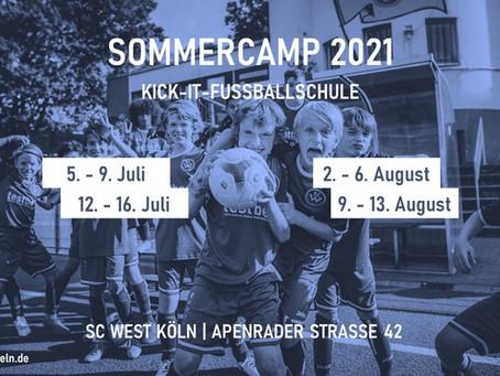 Kooperation der Sommercamps und der IKK Classic