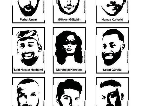 WestSolidarisch - Wir erinnern an den rassistischen Terroranschlag in Hanau