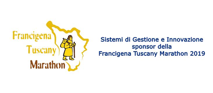 Francigena Tuscany Marathon 2019