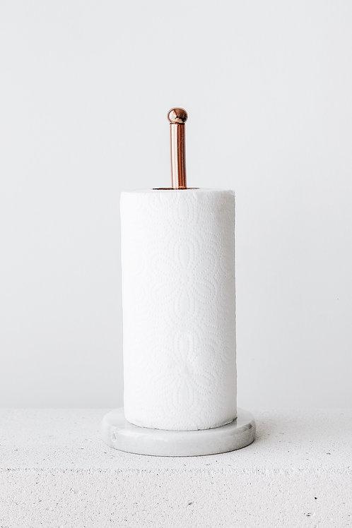 Pipe & Wire Bakır Havlu Kağıtlık