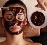 Choklad ansiktskur inkl massage
