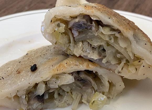 Sauerkraut & Mushroom (4)