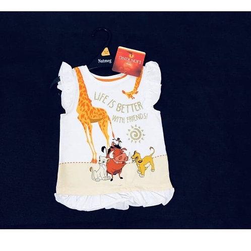 Disney Lion King T shirt girls