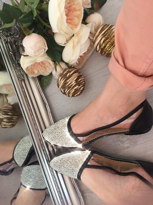 Crystal Dolly Shoes