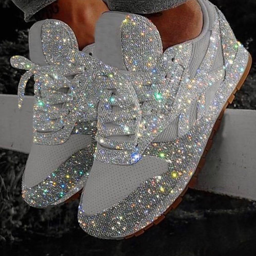 Crystal Sneakers