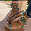 Thumbnail: Summer Wedge lace up sandals 💖