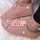 Thumbnail: Full glitter pink trainers