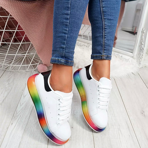 Rainbow 🌈 trainers