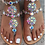 Thumbnail: Gladiator Rhinestone Sandals