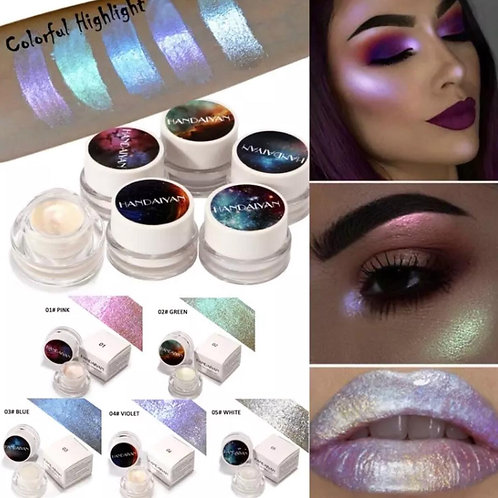 Unicorn Glitter Highlighter cream / eyeshadow