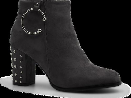 Sara Hoop Studded Boots