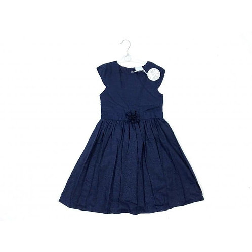 Mini Moi girls Navy party dress 💖