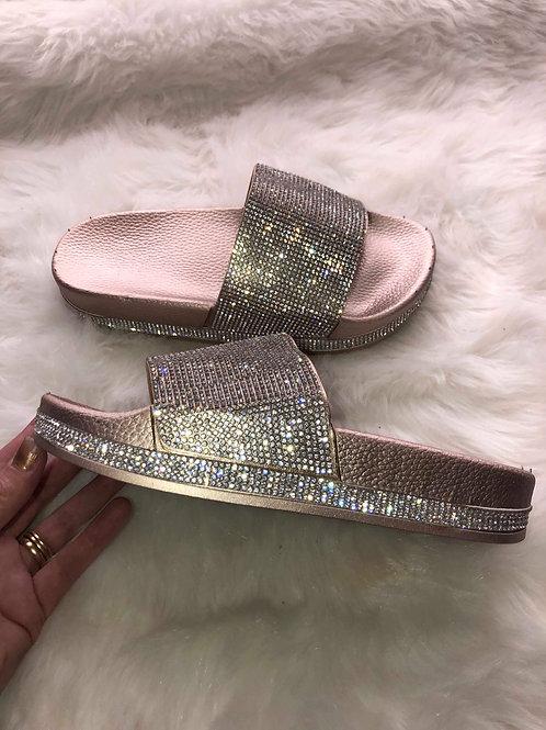 Crystal Luxe Sliders