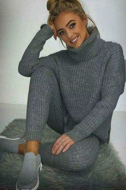 Chunky knit loungewear ladies sizes 8 - 14 UK