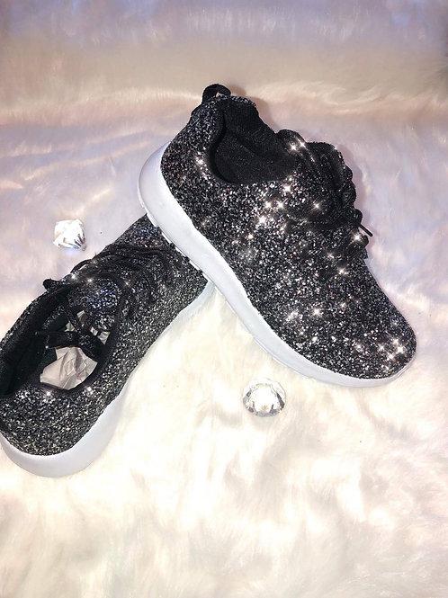 Black/silver Glitterbombs
